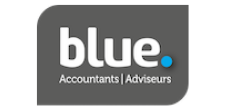 blue accountants adviseurs logo